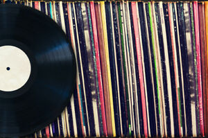 Soundtracks and Sound Effects Vintage Vinyl Records