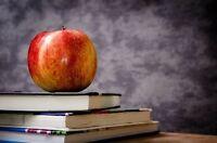 Aide aux devoirs, tutorat, aide pédagogique à domicile