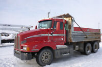 2000 KENWORTH T600 Dump Truck For Sale ***CALLS ONLY*** Calgary Alberta Preview