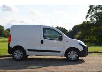 2014 14 FIAT FIORINO 1.2 16V MULTIJET 75 BHP PANEL VAN WITH SIDE LOADING DOOR D