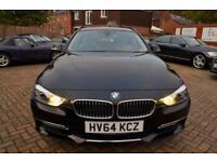 2014 64 BMW 3 SERIES 2.0 325D LUXURY TOURING 5D 215 BHP DIESEL