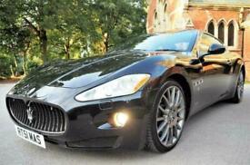 2010 Maserati Granturismo 4.7 auto S ,70k FSH fantastic Ferrari engined beast