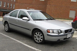 Used cheap Volvo S60