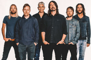 Two tickets for Foo Fighters  $125.00 each