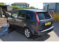 2010 60 FORD C-MAX 1.6 Zetec 5dr in Grey