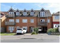 2 bedroom flat in Chairborough Road, High Wycombe, HP12 (2 bed)