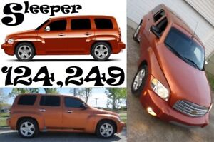 2 Chevy HHRs with New $2,500 TV ............ ($2,499 at Lowest )