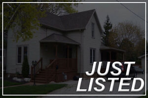 Just Listed, 3 Bedroom Beauty with Garage/Shop
