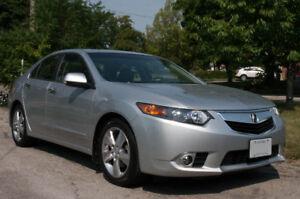 2013 Acura TSX Premium 6spd