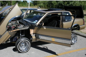 1987 Pontiac Grand Am Lowrider Coupe (2 door)