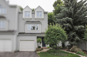 TRENDY 3-STOREY FREEHOLD CONDO - END UNIT IN GRIMSBY!
