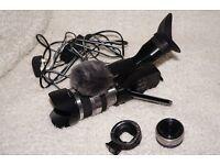Sony VG20 twin lens kit