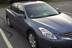 2011 Nissan Altima Special Edition Package