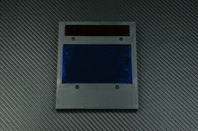 Solar Auto Darkening Big View Area 4 Arc Sensor Helmet Lens Tig Mig Filter Mask