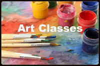 ART CLASSES KITCHENER WATERLOO