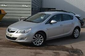 2011 61 VAUXHALL ASTRA 2.0 CDTi 16V Elite 5dr Auto in S