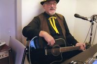 Live music for Seniors' events