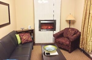 Fully Furnished One Bedroom Executive Apartment- Short Term