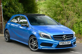 Mercedes-Benz A180 1.5CDI ( 109ps ) BlueEFFICIENCY 2013MY AMG Sport
