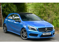Mercedes-Benz A180 1.5CDI ( 109ps ) BlueEFFICIENCY 2013MY AMG Sport