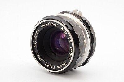 Объективы Nikon NIKKOR-H Auto non-Ai 50mm