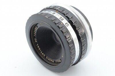 Объективы FUJI PHOT FUJINAR-E 50mm f/4.5