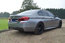 BMW 520 2.0TD ( 184bhp ) Auto 2014MY d M Sport