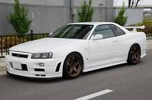 Nissan Skyline R34 V-spec 1999 (Real collection condition) Guildford Parramatta Area Preview