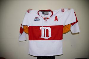 Pavel Datsyuk NHL Detroit Redwings Winter Classic  Reebok