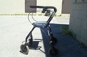 dolomite walker heavy duty large wheels like new 125.00