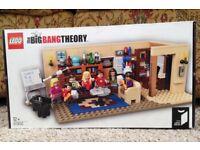 Lego Ideas Big Bang Theory New