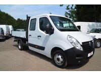 2.3 CDTI R3500 L3 H1 CREW CAB TIPPER DRW 125 BHP DIESEL-AIR CON