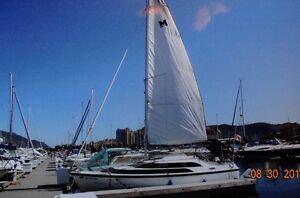 Macgregor 26 Cruising Sailboat