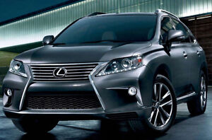 2013-15 Lexus RX 450H WANTED