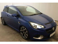 2015 VAUXHALL CORSA 1.6 VXR TURBO GOOD / BAD CREDIT CAR FINANCE FROM 49 P/WK