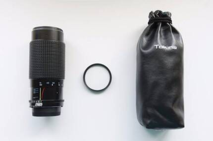 VALUE!!! Tonika RMC 80-200mm F4 Lens for Nikon - Great condition