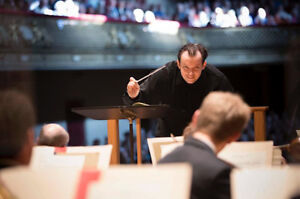 x4 tickets for Richard Strauss' AN ALPINE SYMPHONY Discounted
