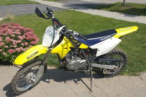 Motocross 4 stroke Dirt Bike Suzuki DRZ 125 - CHECK IT OUT!!