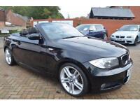 2008 58 BMW 1 SERIES 3.0 125I M SPORT 2D 215 BHP