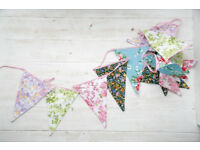 Wedding/Party/Birthday/Summer Bunting 125m - [complete event in a box]!