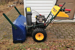 Yardman Snowblower - Great Condition