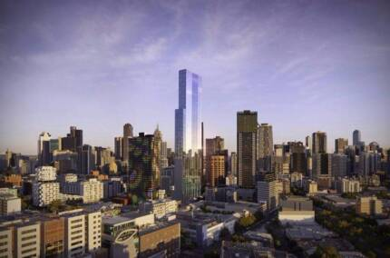 墨尔本市区新公寓出售Swanston Central Apartment in CBD for sale Melbourne CBD Melbourne City Preview