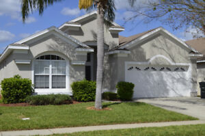 Steps to Disney Florida Pool Home Gated, free WiFi, Games Rm,BBQ