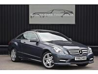 2012 '62' Mercedes E350 3.0 V6 CDI Sport Coupe Diesel *Pano Roof + Nav + Heated*