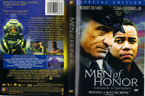 Men of Honor (2001) - Robert De Niro, Cuba Gooding, Jr. West Island Greater Montréal image 1