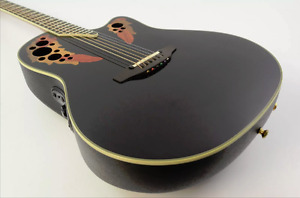 SOLD!!! - Ovation Model CS 257 Acoustic