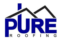 PURE Roofing- From flat roofs to steep roofs, we do it all!!