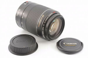 Canon EF 55-200mm F/4-5.6 II USM Zoom Ultrasonic /Original Japon