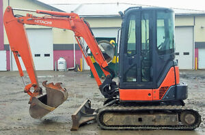 2009 Hitachi ZX35US