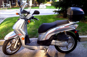 2007 Kymco People 50 4T